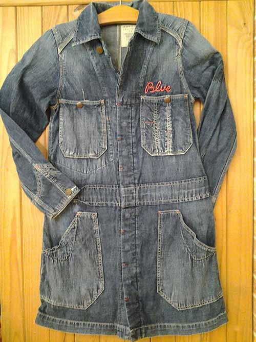 DENIM&DUNGAREE,USED