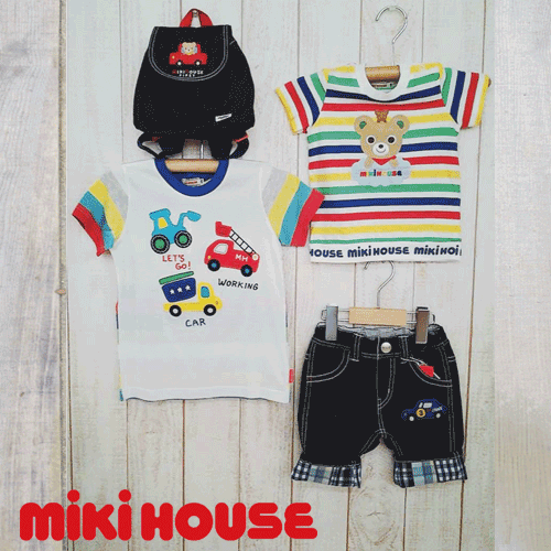 MIKIHOUSE-ミキハウス